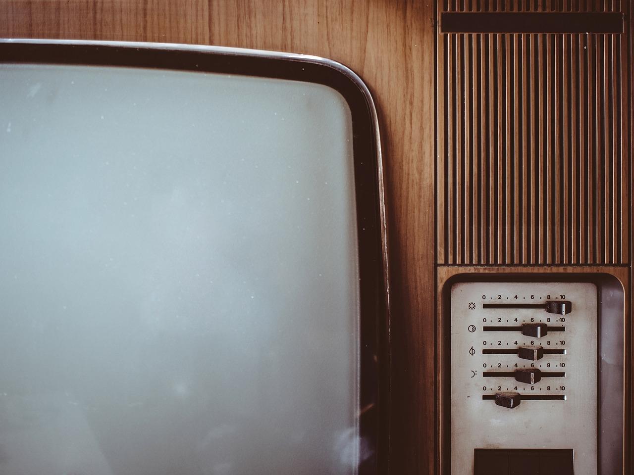 brak telewizora