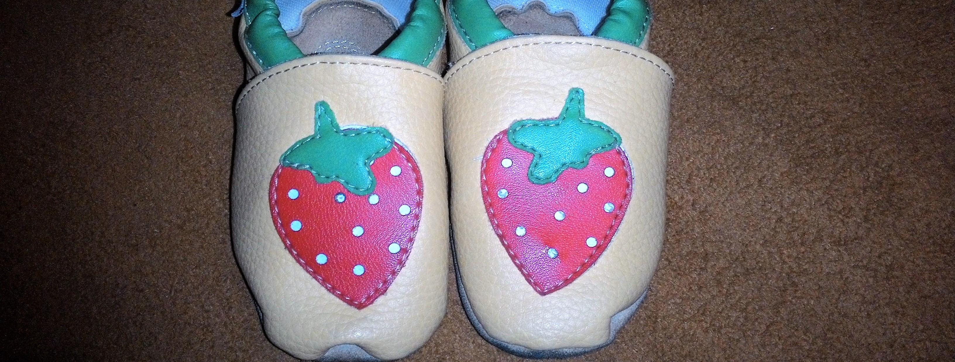 Dreptulki – czyli co ma na nogach dziecko, gdy nie chodzi boso?