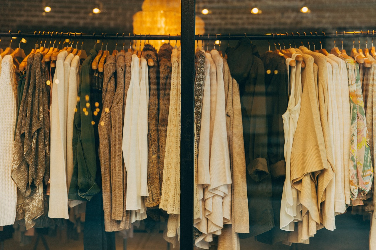 Czemu nie lubię kupować ubrań przez internet?