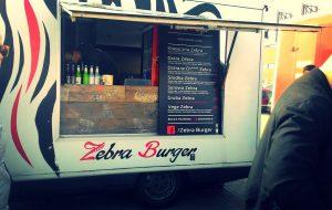 Zebra Burger