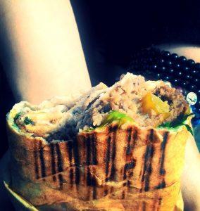 Tortilla z Arabeski