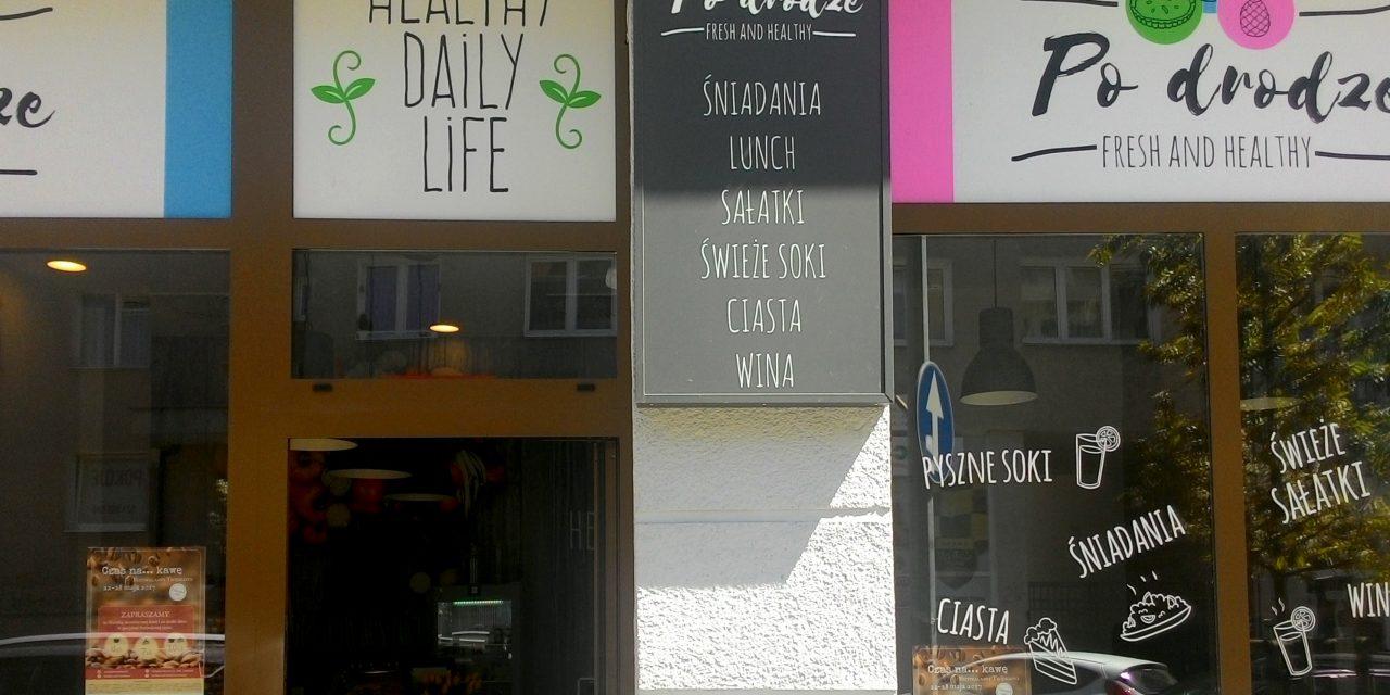 """""""Czas na kawę"""" – Po Drodze w Sopocie"""