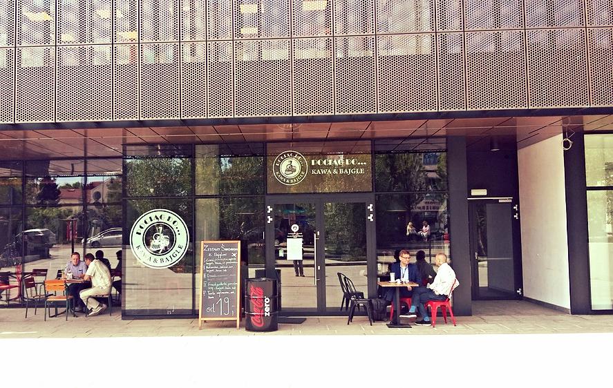 """""""Czas na kawę"""" – Pociąg do… Kawa i Bajgle w Sopocie"""