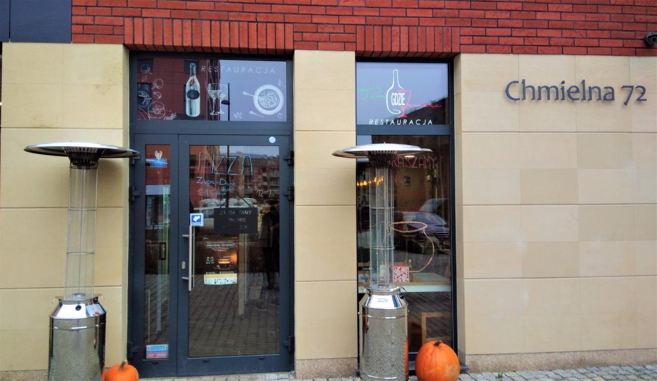 Czas na kawę II – Tam Gdzie Zawsze w Gdańsku
