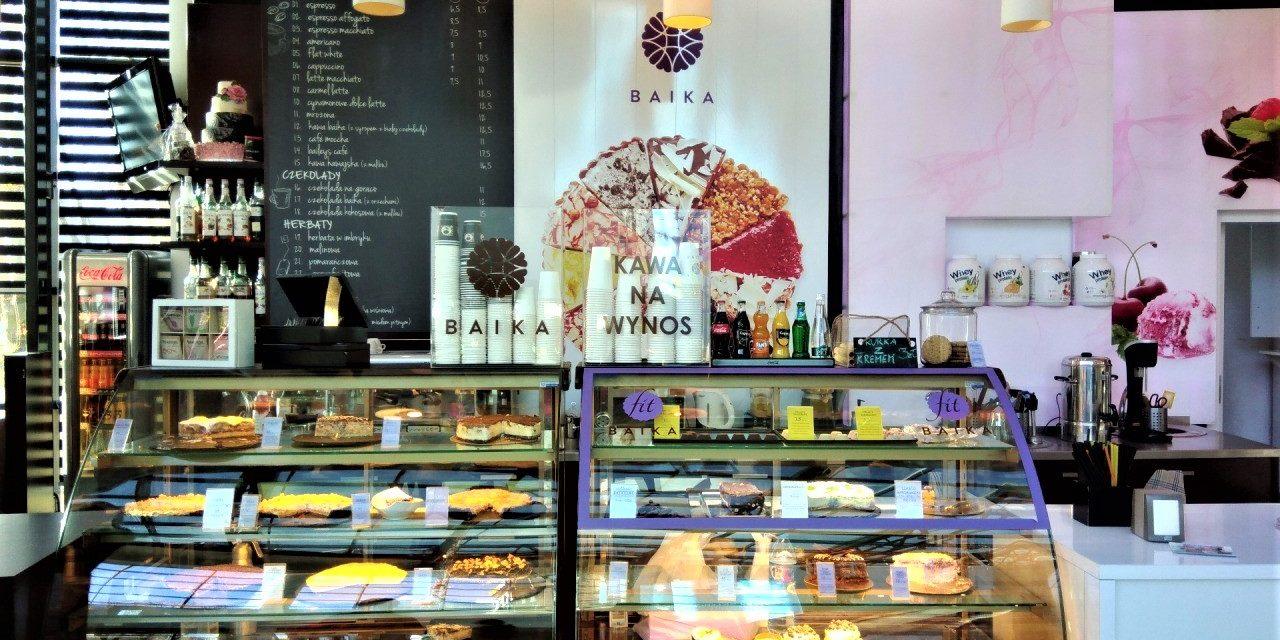 Czas na kawę II – Cafe Baika w Gdańsku